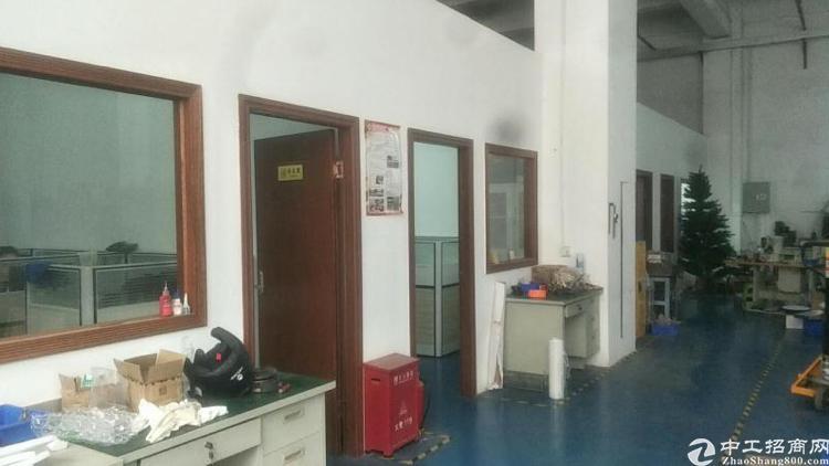 福永和平新出一楼530平方厂房出租-图4