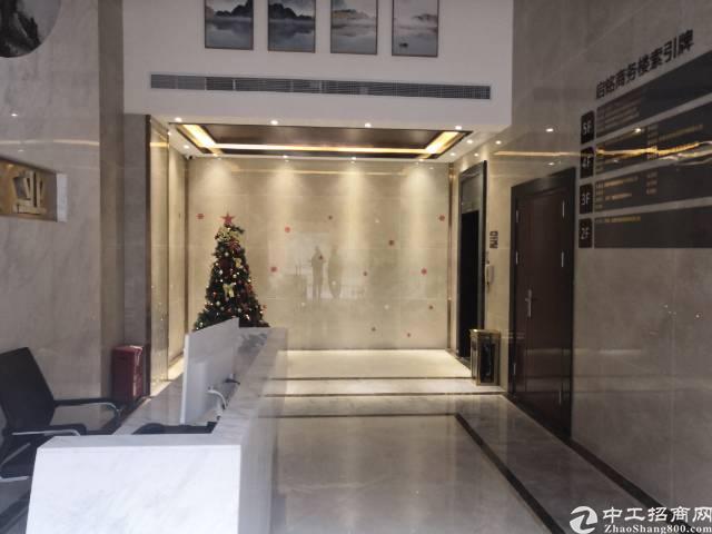 东莞厚街精装写字楼,地铁站口,交通便利,可租200平