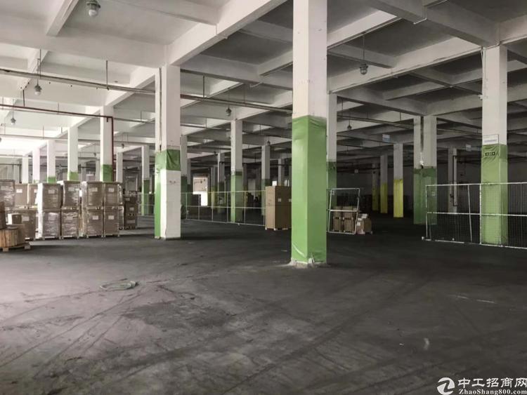龙华新区新出14000平厂房带红本