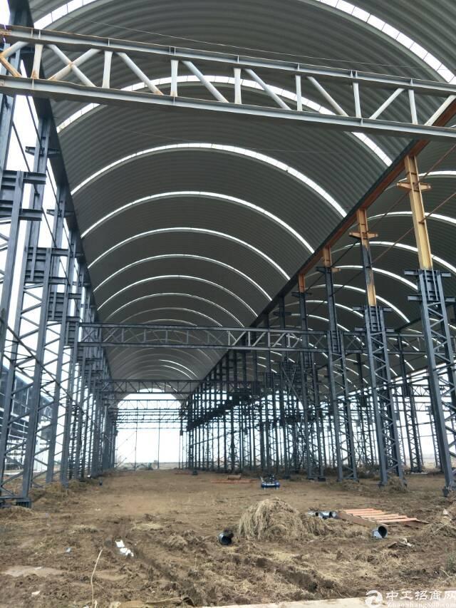 汉口北优质装配式建筑10000平厂房-图5