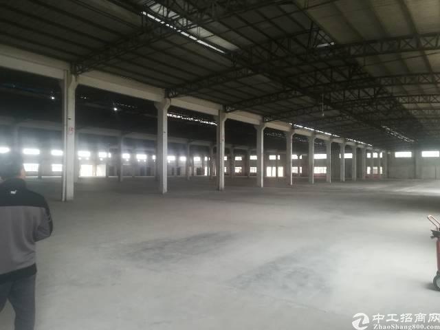 惠州市石湾镇新出钢结构厂房招租