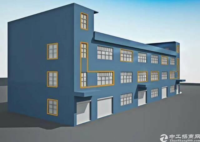 独门独院,原房东1~3层2000平方厂房出租