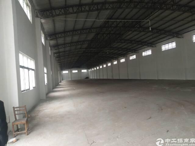 惠阳区良井新空出钢结构独门独院厂房出租约一万三