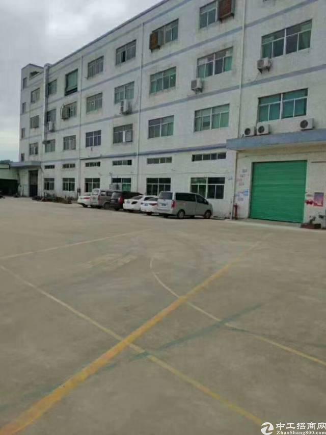坪地坪西新经典独院4500平方带装修厂房招租