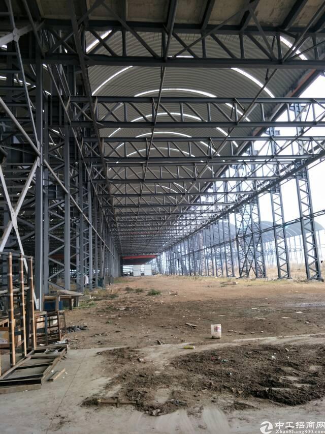 汉口北优质装配式建筑10000平厂房-图3