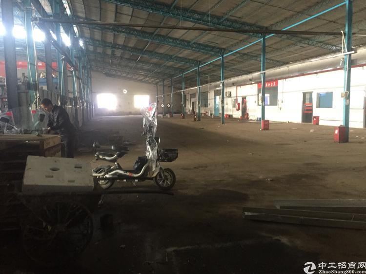 坪山石井路口1500平米滴水6米钢构厂房招租