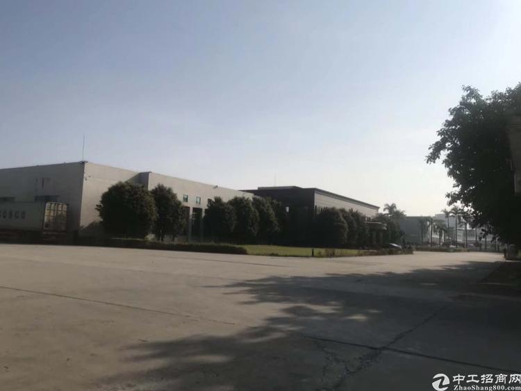 龙华新区新出14000平厂房带红本-图2