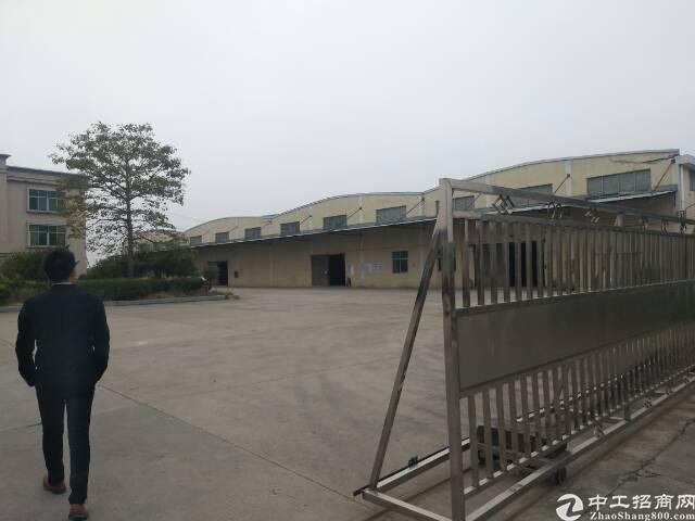 惠城区江南新空出钢结构独门独院厂房出租一万六平方