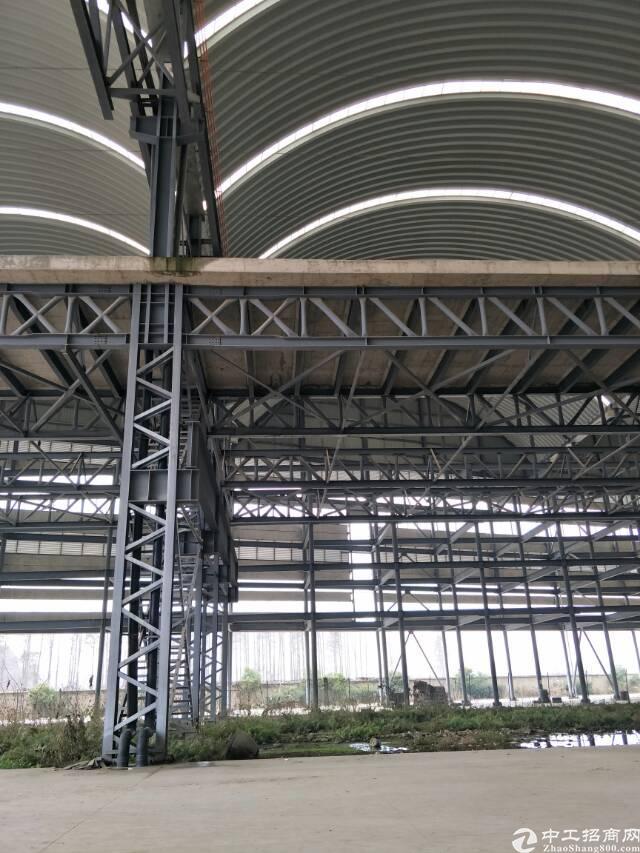 汉口北优质装配式建筑10000平厂房-图2