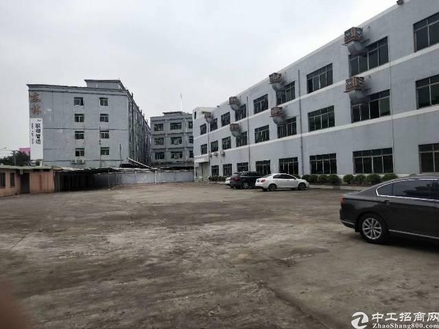 惠州市石湾镇空地超大的花园式标准厂房,带豪华办公室,水电齐全