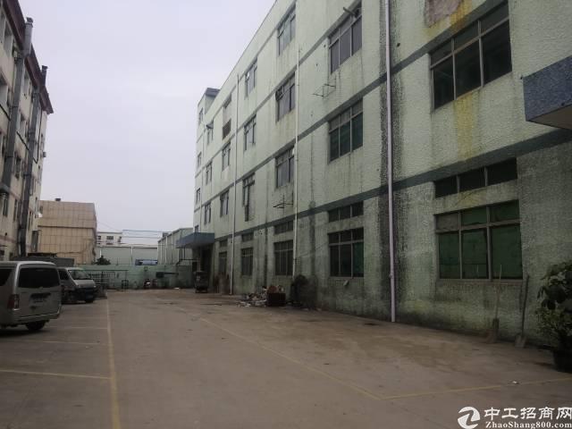 福永新和新出原房东厂房独栋6000平方四层合同八年。