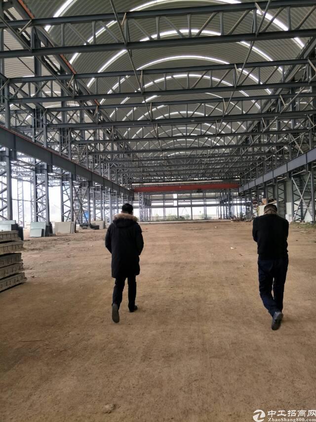 汉口北优质装配式建筑10000平厂房