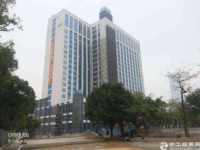 长安甲级商业中心5万平开盘特惠招商