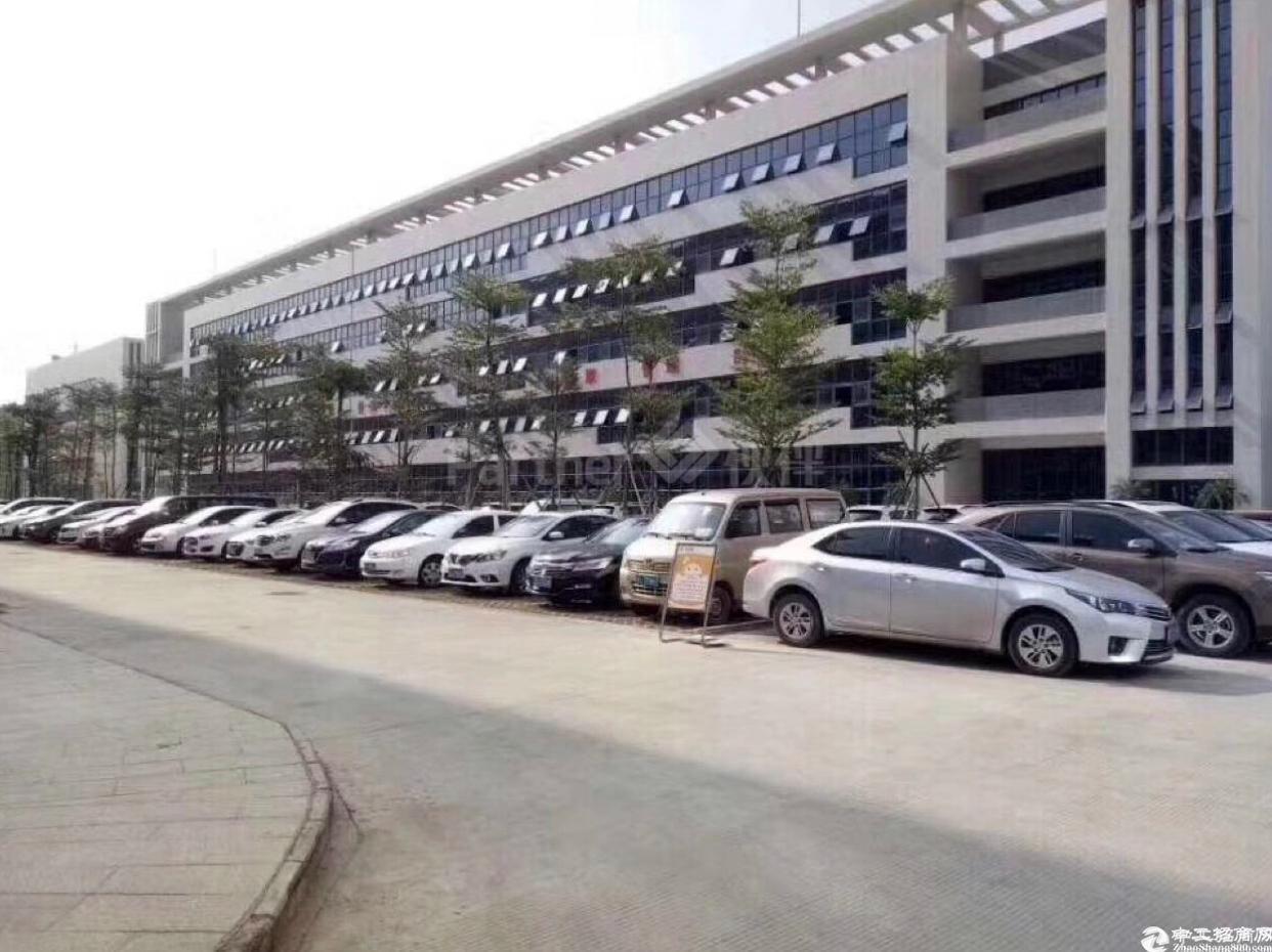 龙岗国有证厂房10680出售投资或自用升值潜力巨大