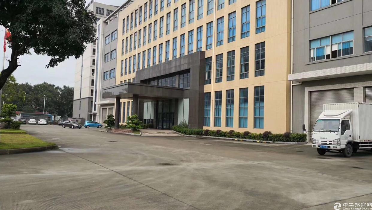 大岭山高速出口双证齐全厂房出售还有40年