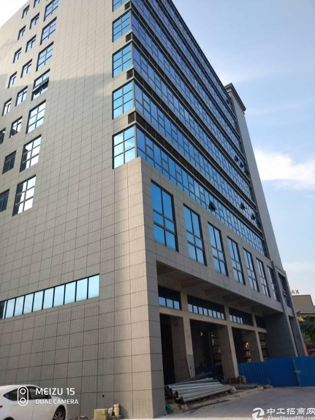 近广州麻涌镇酒店办公楼公寓综合楼