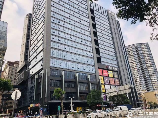 深圳龙华民治地铁口230平写字楼出租