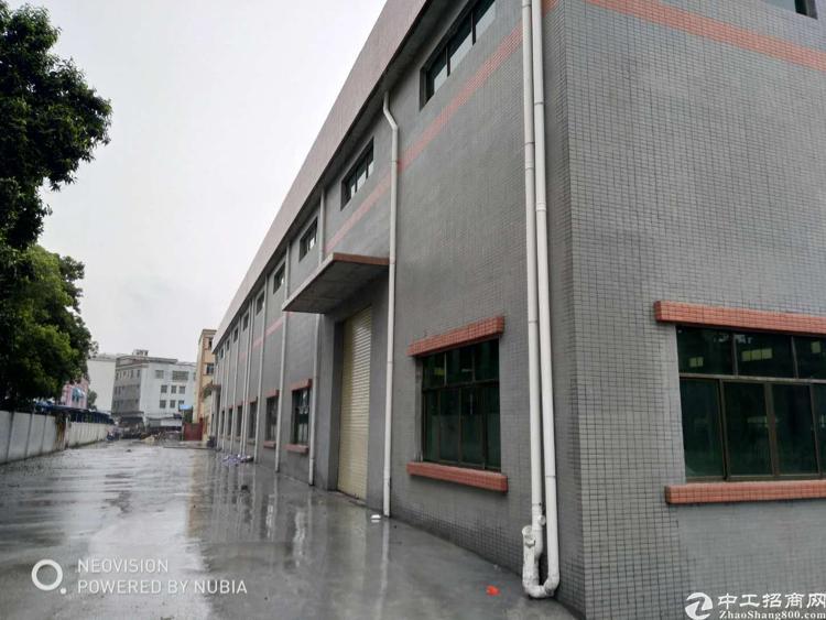 石湾独院单一层砖墙到顶滴水12米,带牛角-图2