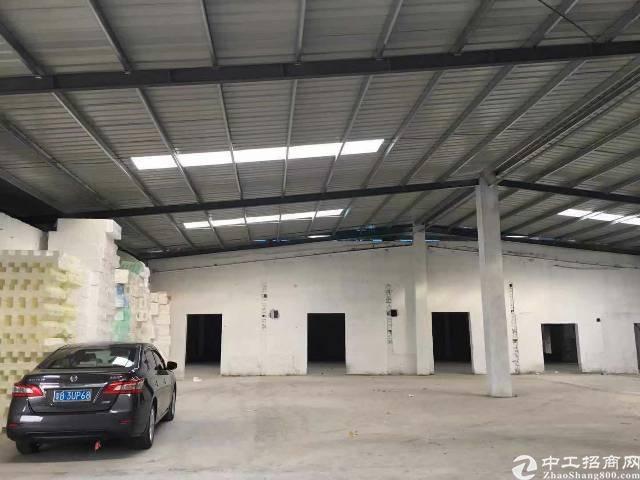 出售坪山区坪山独门独院红本原房东砖墙到顶钢构1500平方