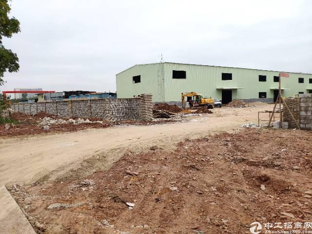 博罗泰美全新独门独院钢构厂房隆重招商