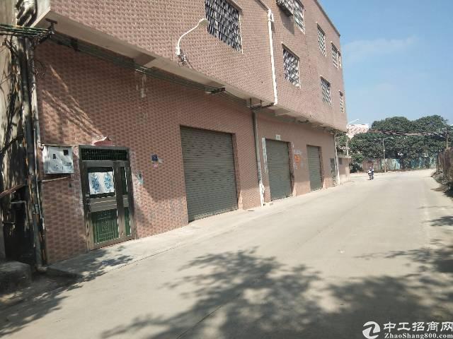 大岭山杨屋107国道边上1-2层厂房800平米可租可售