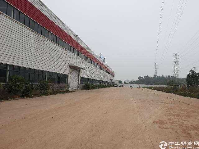 大朗高速路口新出适合物流仓库厂房6000平米舍十办1200平