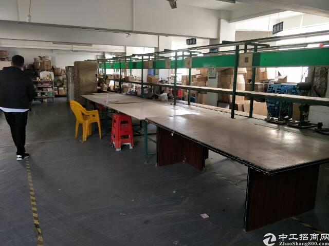 福永找仓库客户注意了,靠107靠宝安大道,价格4000秒杀!