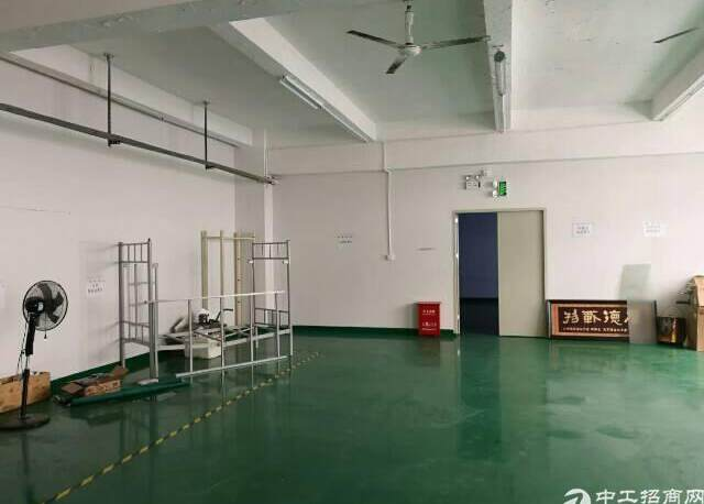 福永国道边独院12000平有精装修出租