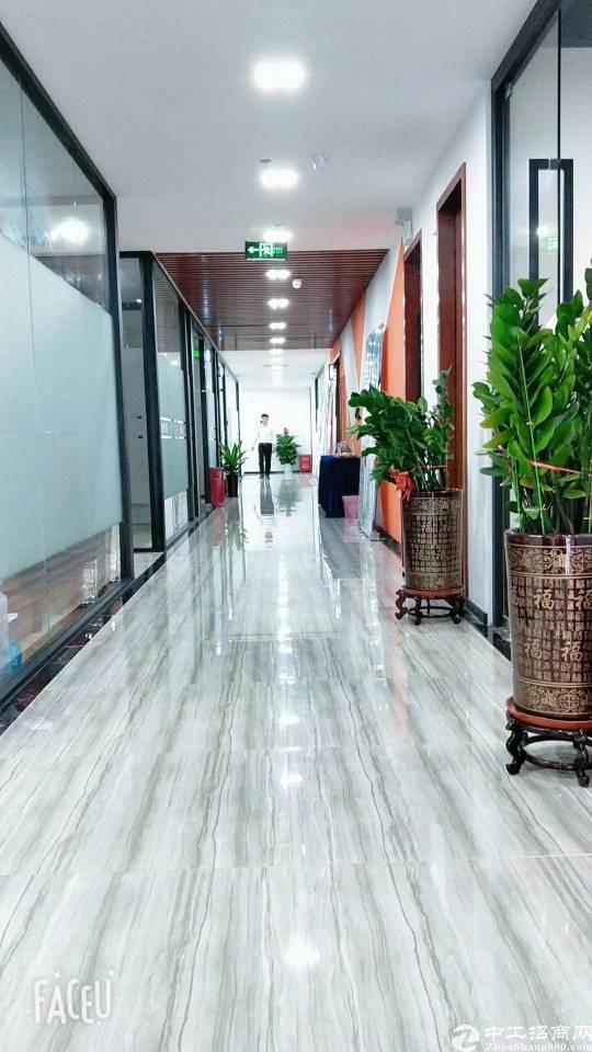 福永地铁口精装创客空间80平至500平物业直租