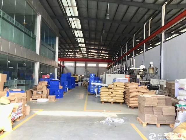 沙井镇上星第二工业园独门独院单一层钢构5000平方带行车出租