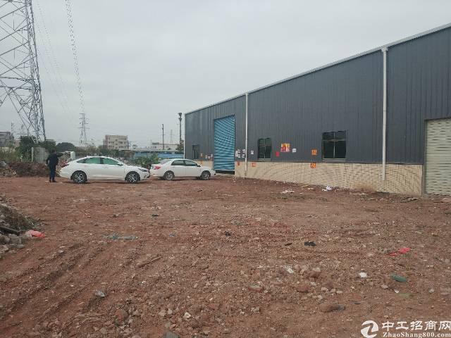 惠州仲恺区全新钢构独院厂房1000平出租