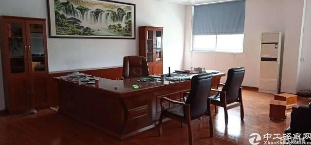 西乡固戍地铁口8000平厂房出租100平起分可办环评-图4