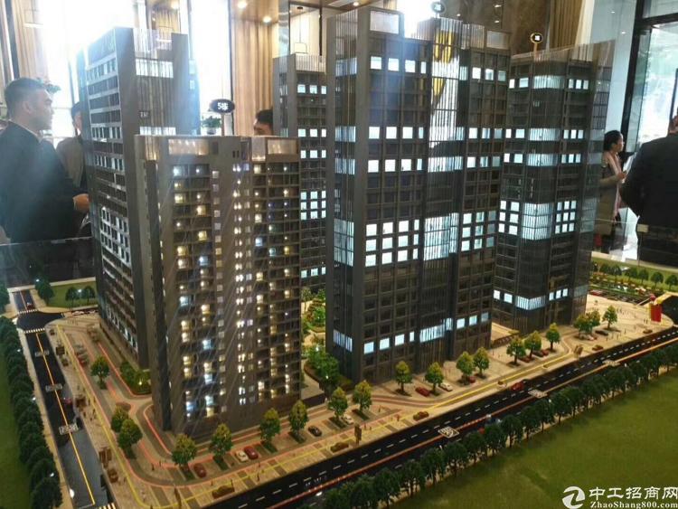 福永新建厂房面积大小可分,可租可售