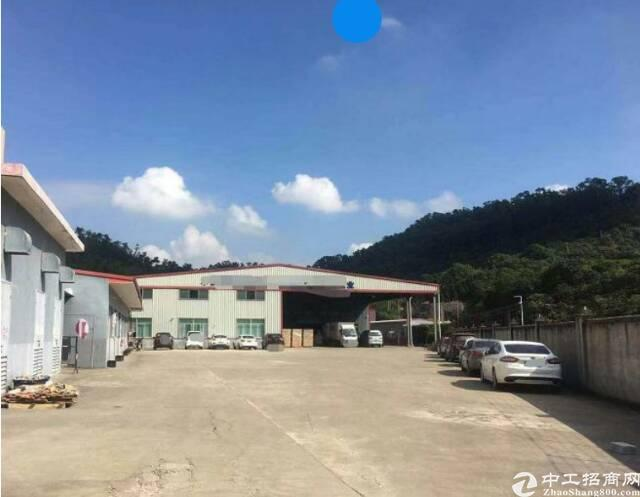 清溪镇空地大5000平方7米高钢构厂房出售