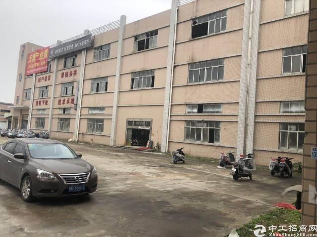 东莞大岭山独门独院厂14500平方厂房出租可分租