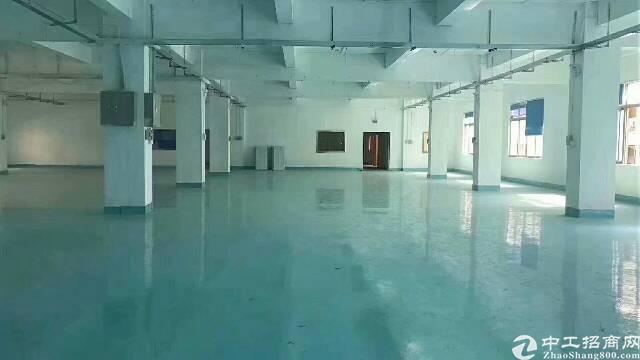 福永塘尾6000平方独院厂房出租