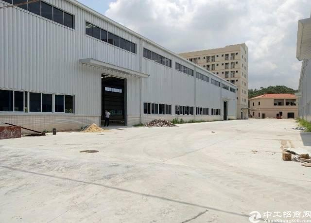 南城区白马黄金物流园独立仓库3000平米