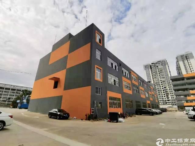 清湖地铁口电商产业园138平