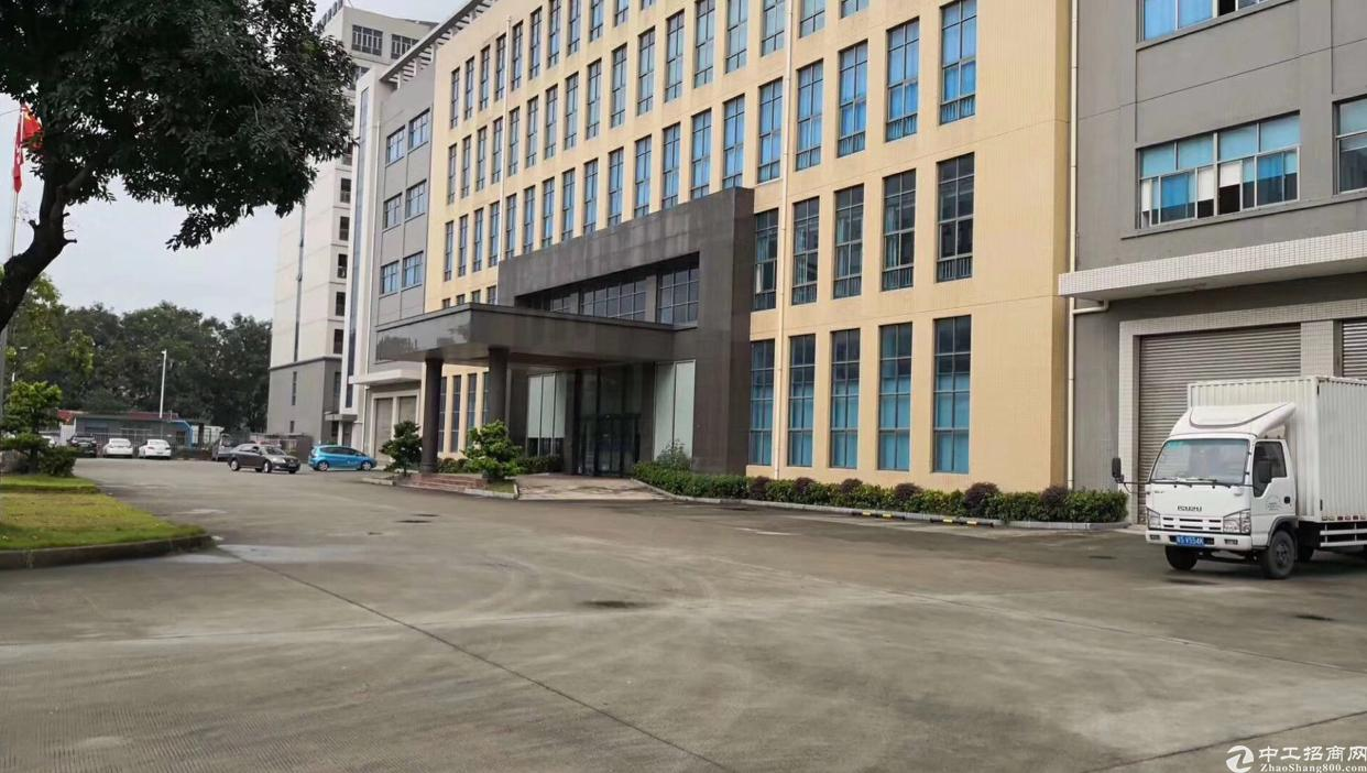 坑梓高新产业园二楼1650平方招租