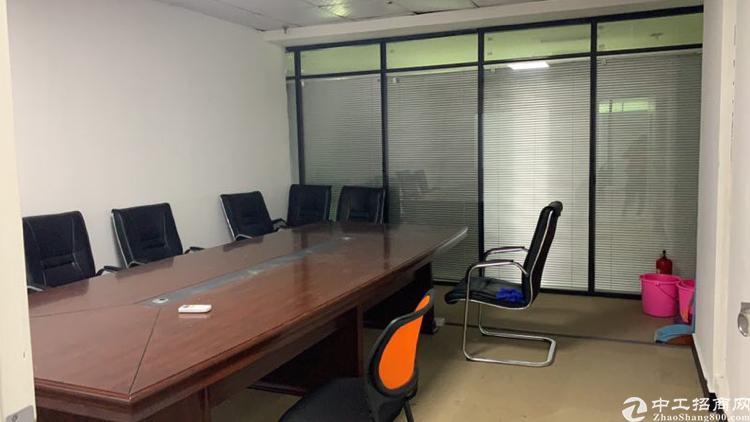 龙华地铁口附近新出350平带装修办公室