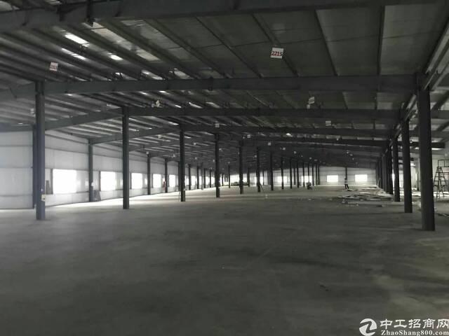 石岩南光高速附近独门独院3600平方厂房出租层高8米