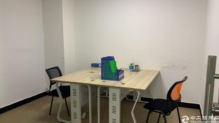 龙华地铁口附近新出350平带装修办公室-图2