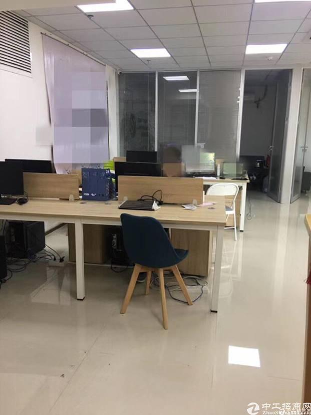 坂田杨美300平方带家私办公室.拎包入驻.