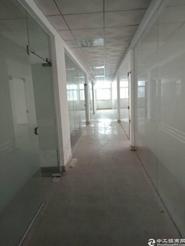 长安镇乌沙新出带精装修二楼厂房500平方