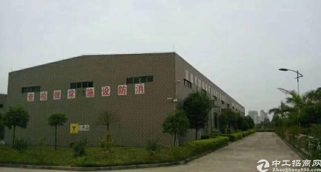 惠阳秋长钢结构厂房12000平方1600万