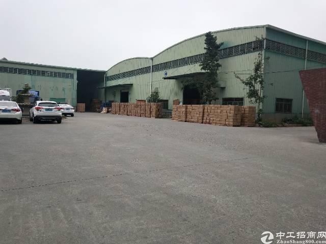 东莞市大朗镇松山湖附近1200平方单一层仓库出租
