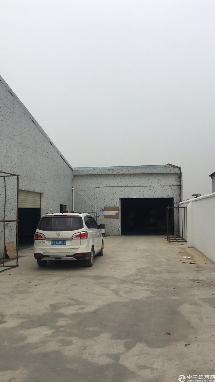 深圳宝安独门独院单一层钢构,3800平米,售价580万元