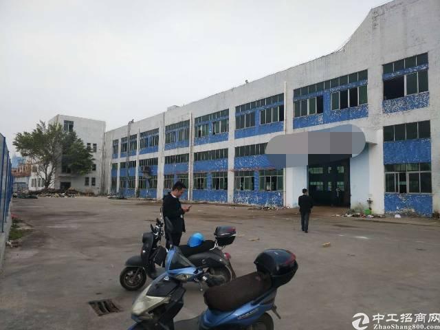 深圳沙井后亭地铁站附近新出独院10000平方厂房出租