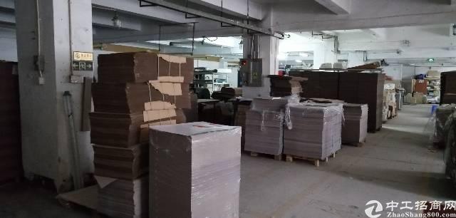 沙井镇庄村一楼仓库200平方