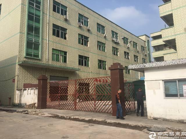 平湖红本独院5080平米出租,成熟工业区形象好交通方便